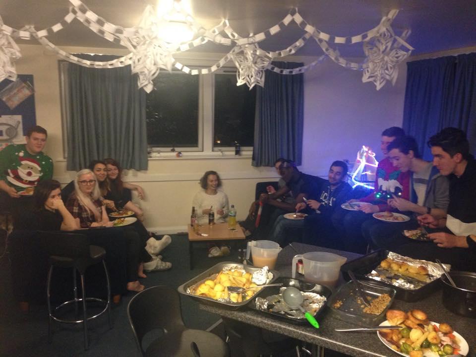 Dinner 2014