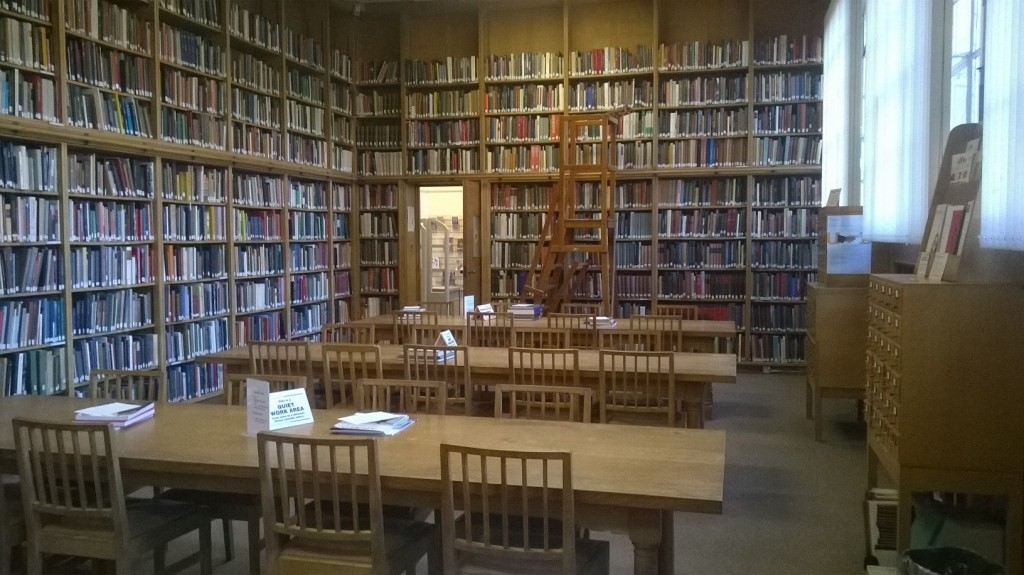 An Empty Library is the Ideal Library