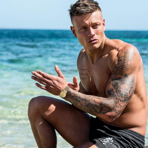 Love Island's Alex Bowen is changing perceptions of the Brummie accent