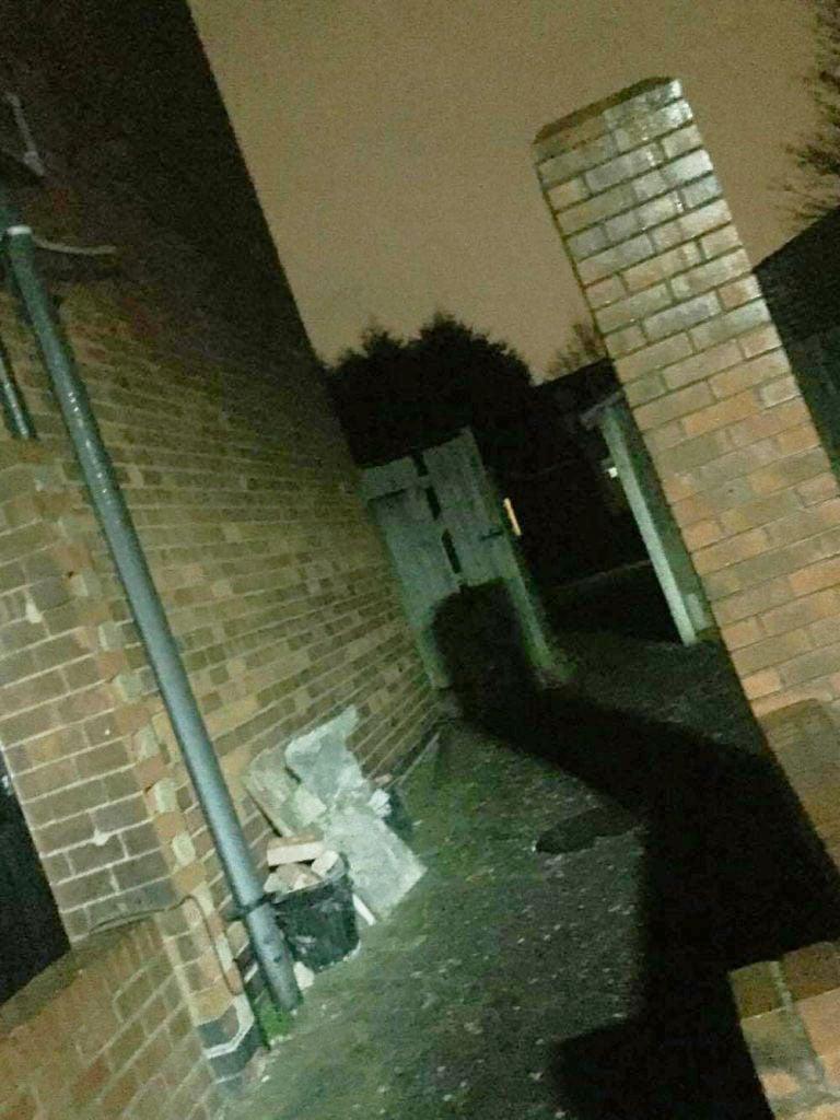 police alley bright