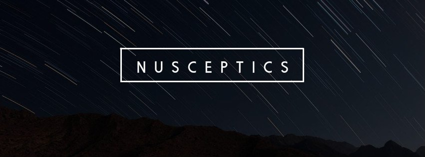 The official logo of the NUSceptics national organisation, whom UOB Sceptics are officially affiliated with