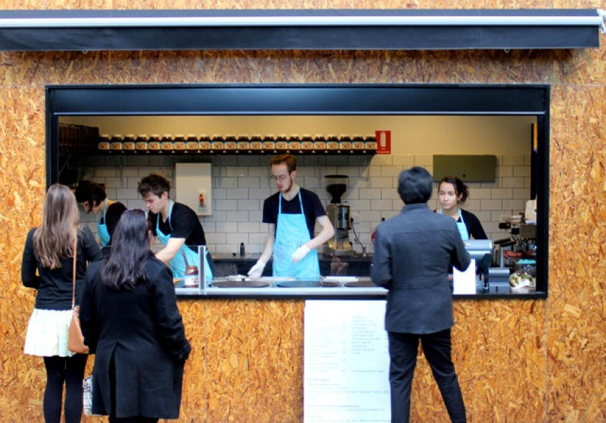 Breakfast, lunch and dinner; come and indulge yourself at Melbourne's finest creperie