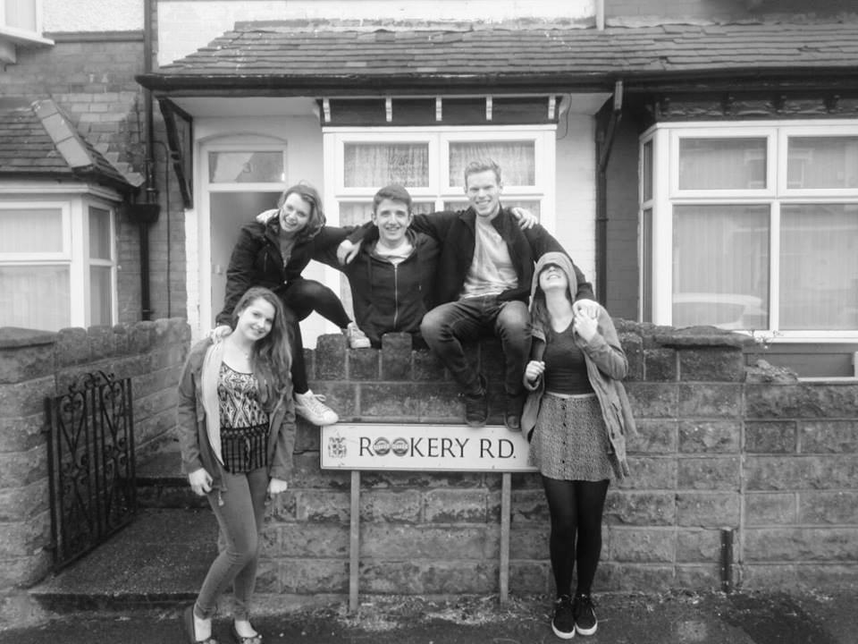 Happy Selly Oak residents