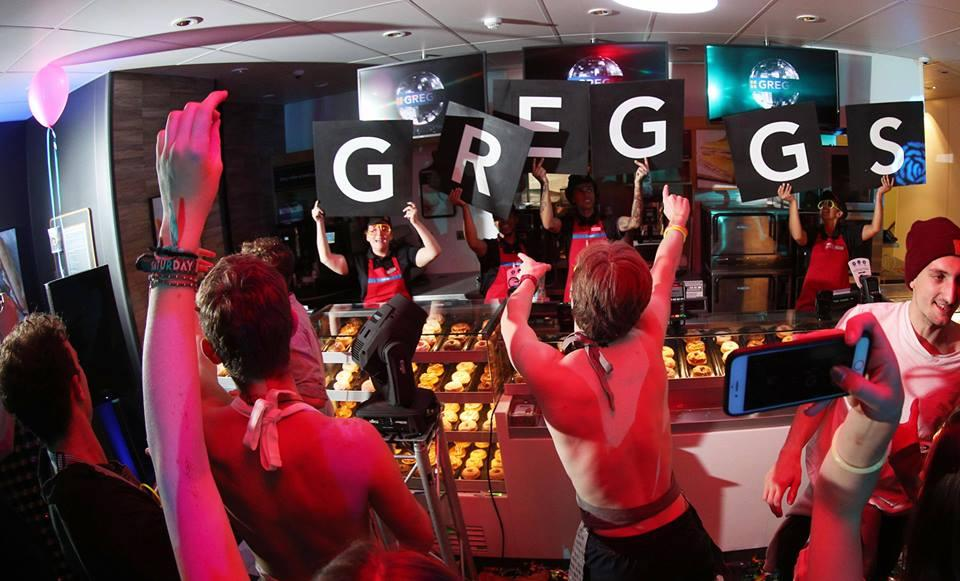 I wish my local Greggs looked like this