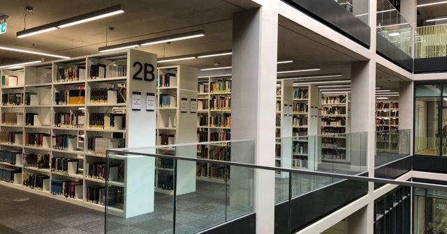 Uob have opened a great new study space which has a - Sheffield school of interior design ...