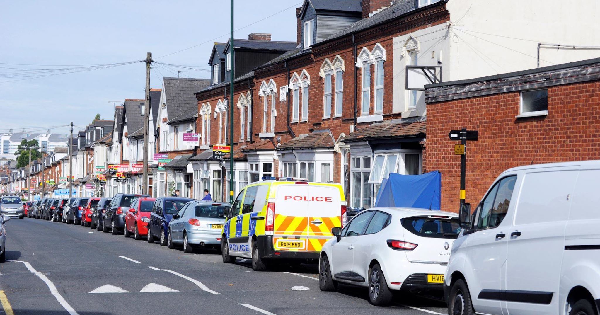 Image may contain: Brick, Vehicle, Van, Transportation, Hospital, Clinic, Ambulance