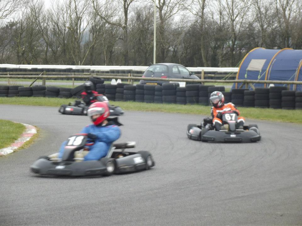 Report Motorsport Round 1