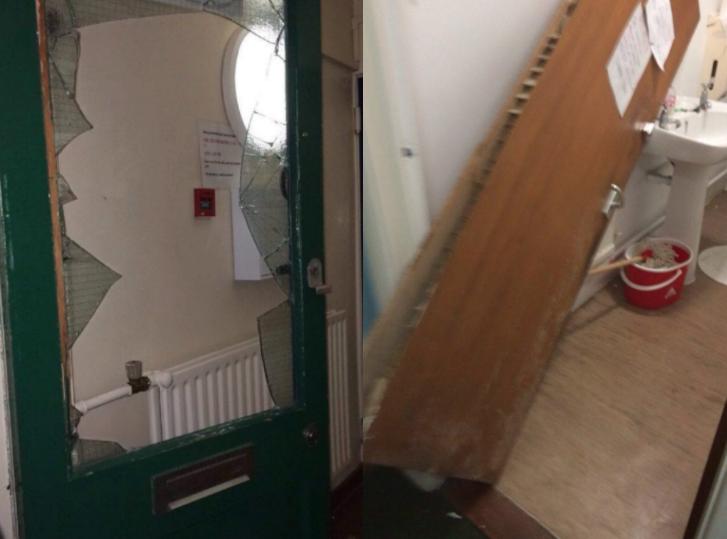 In Freemen's Common, the door is always open