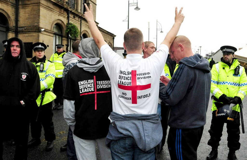 EDL-March