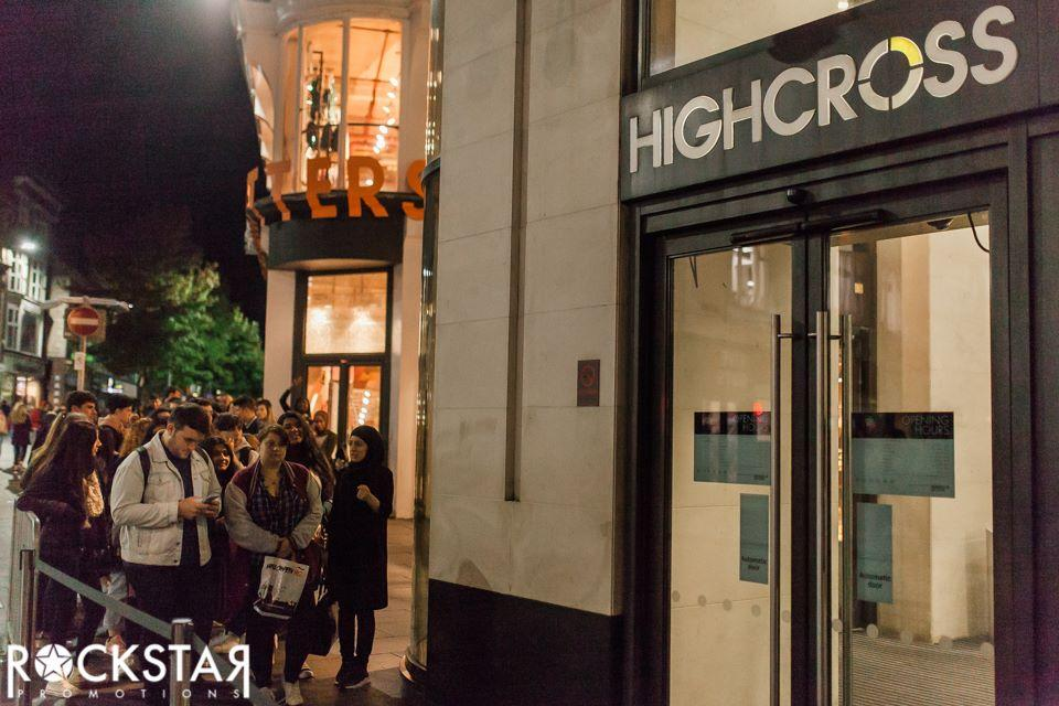 Highcross is a must visit for uni students