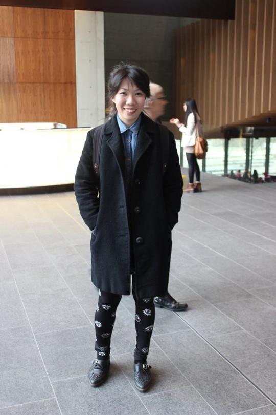 Yi Fang Lee, postgrad MArchD