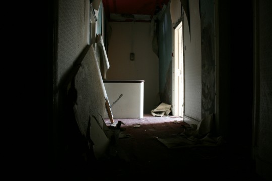 The inside of Dallam House
