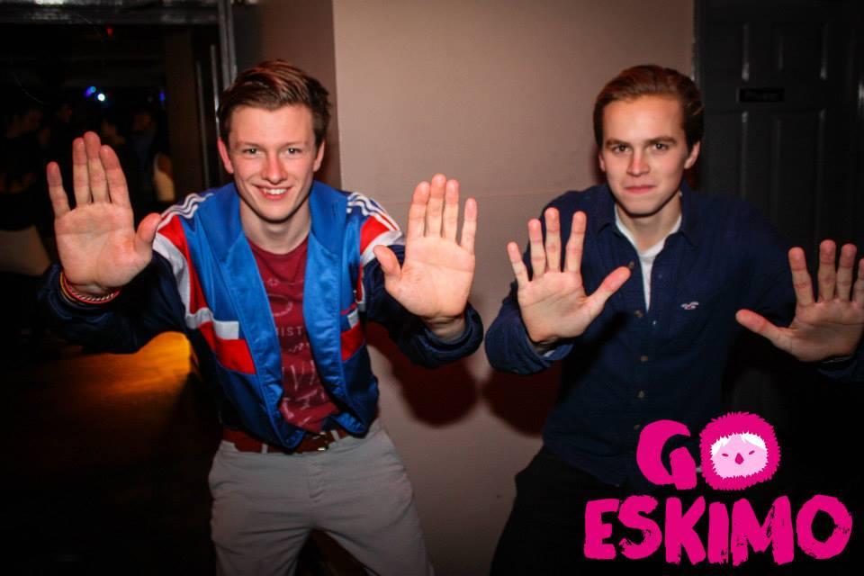 Stop! and Go Eskimo