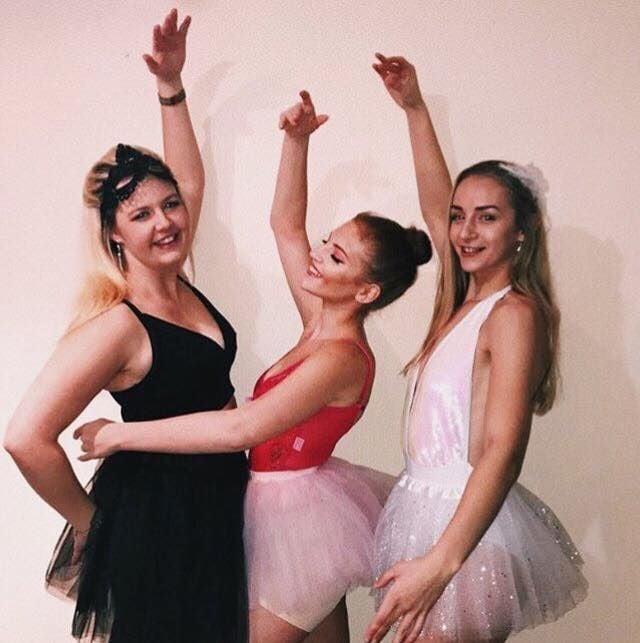 Image may contain: Leisure Activities, Ballerina, Ballet, Dance, Person, Human
