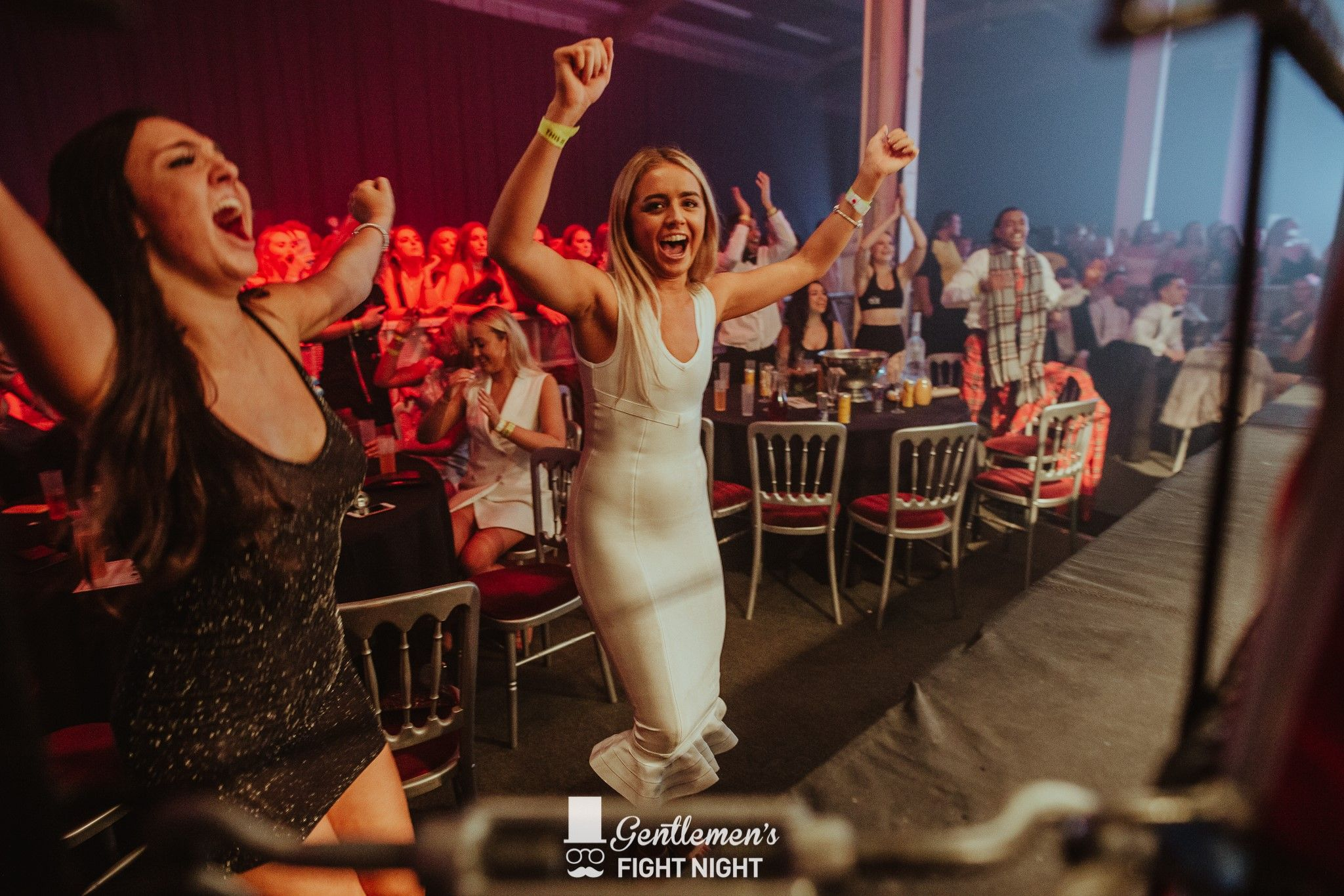 Image may contain: Crowd, Bar Counter, Pub, Night Club, Dance Pose, Leisure Activities, Night Life, Club, Chair, Furniture, Human, Person
