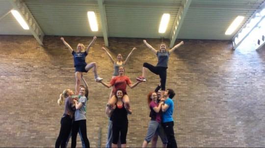 Cheerleading I