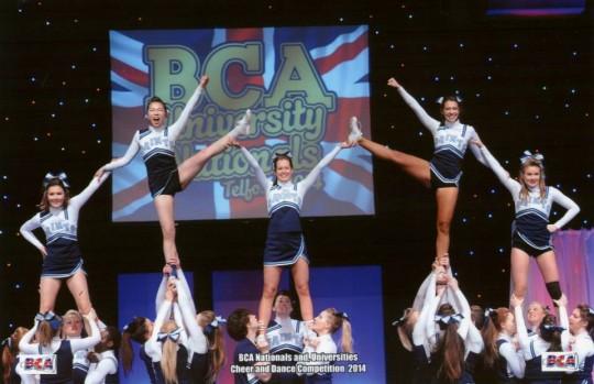 Cheerleading II