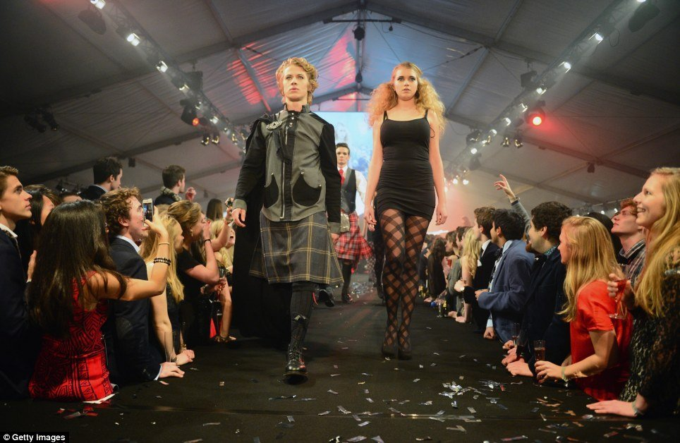 Fashion Shows For Freshers