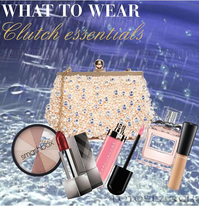 what to wear clutch essentials copy