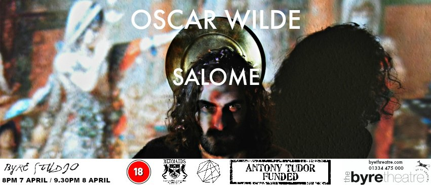 salome poster byre info