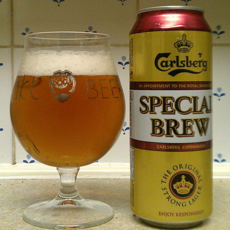 In a special glass its even special-er