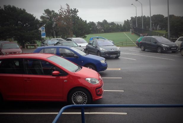 St John S Car Park Leeds Incident
