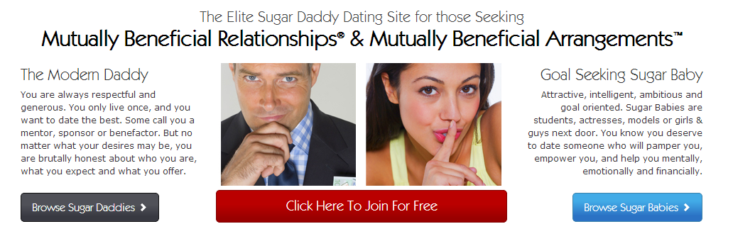 Mutually beneficial dating sites