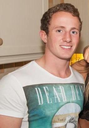 Sam Higgins: A stacked rugby lad