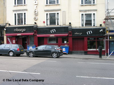 Mbargos is a fixture of the Bristol nightlife scene