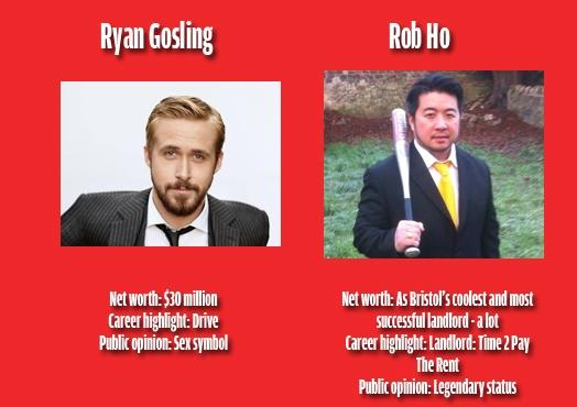 Ryan V Rob