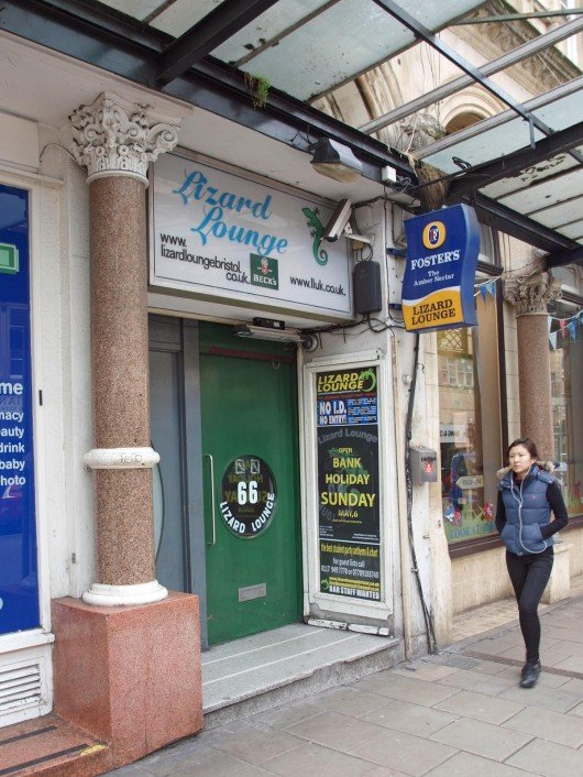 An iconic Bristol student establishment
