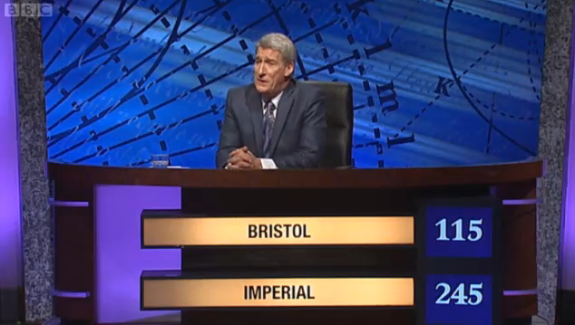 Last year, Bristol's miserable score gave Paxo constipation