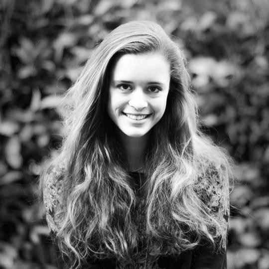 Philippa Bosquet, 2nd year Biochemistry student. Photo: fuze-bristol.com