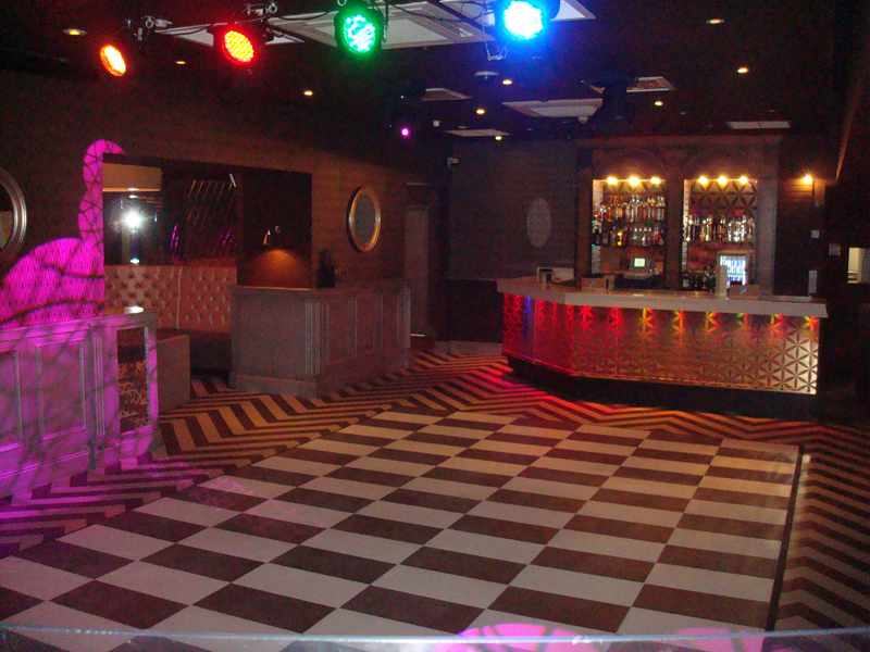This will be welcome news to anyone who's a fan of an empty dancefloor