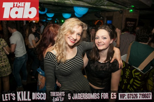 These were the best clubbers at Let's Kill Disco on Tuesday