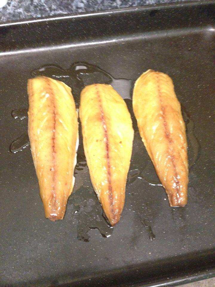 Delicious, budget mackerel