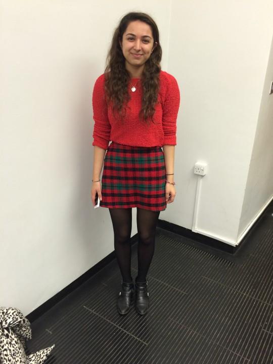 Celina Brar, 1st year