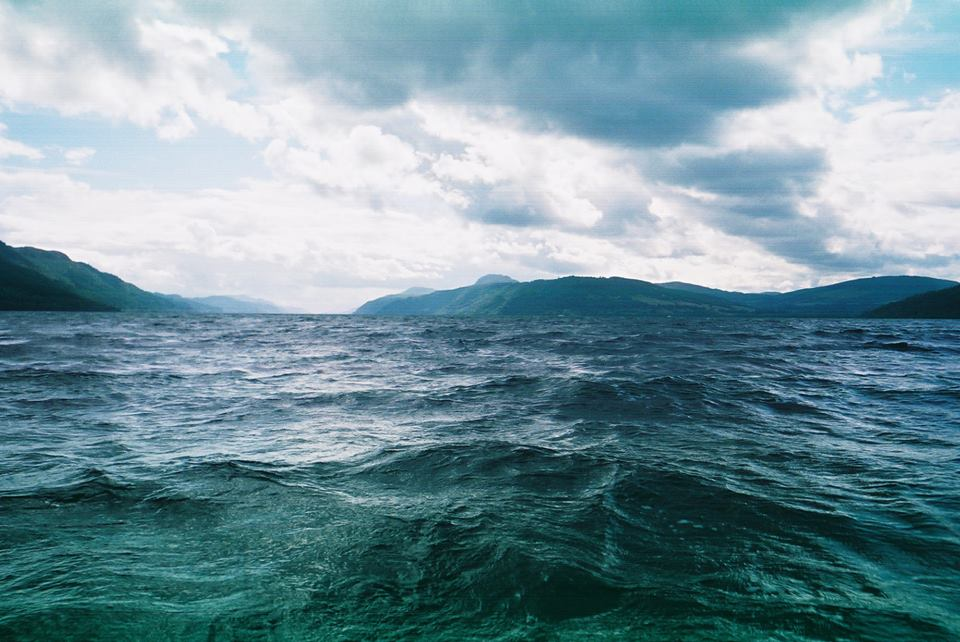 What Loch Ness looks like on a good day