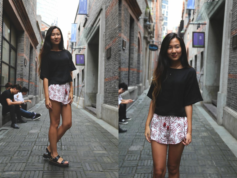 Taken in the alleys of Xin Tian Di