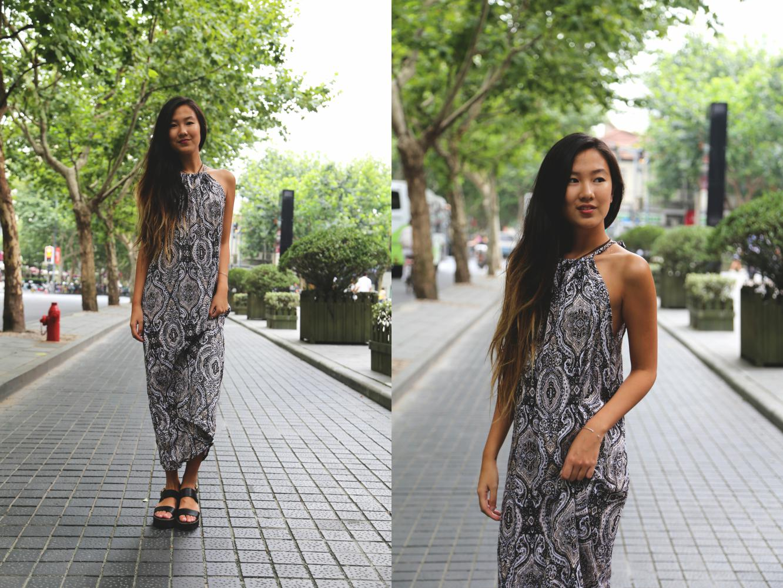 Taken on the streets of Ma Dang Road, Xin Tian Di