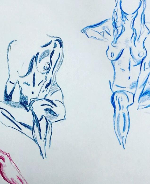 Rachel's drawings