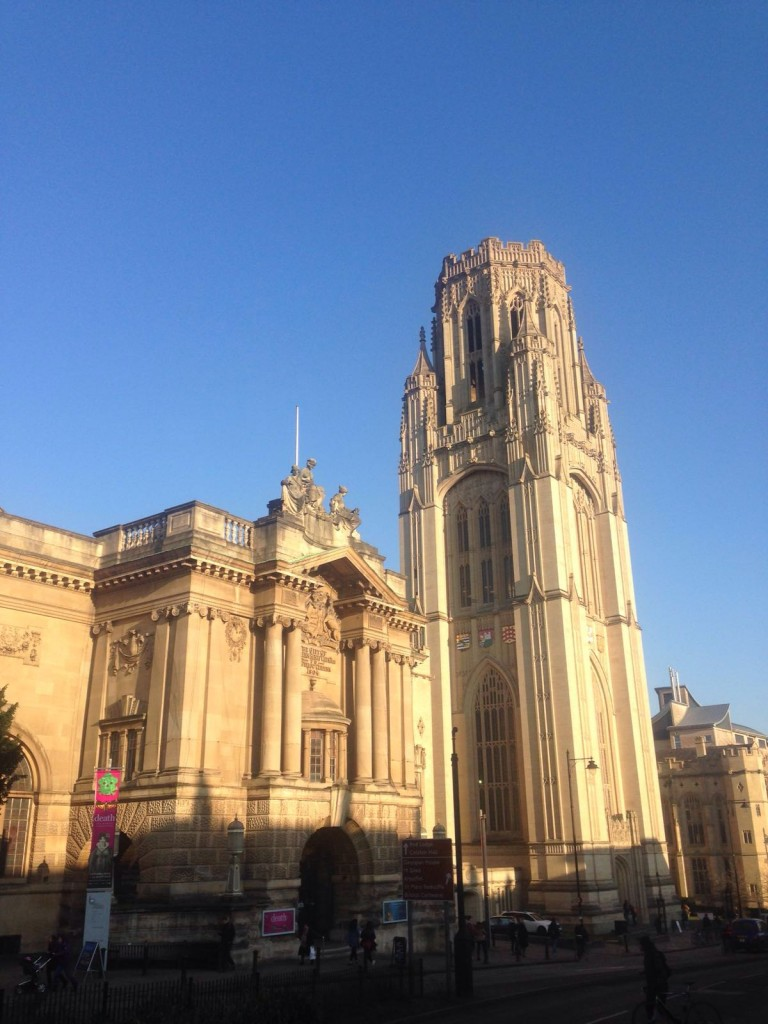 Bristol has the best buildings by far