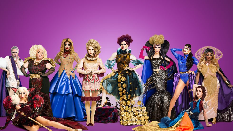 The cast of the latest season of All Stars