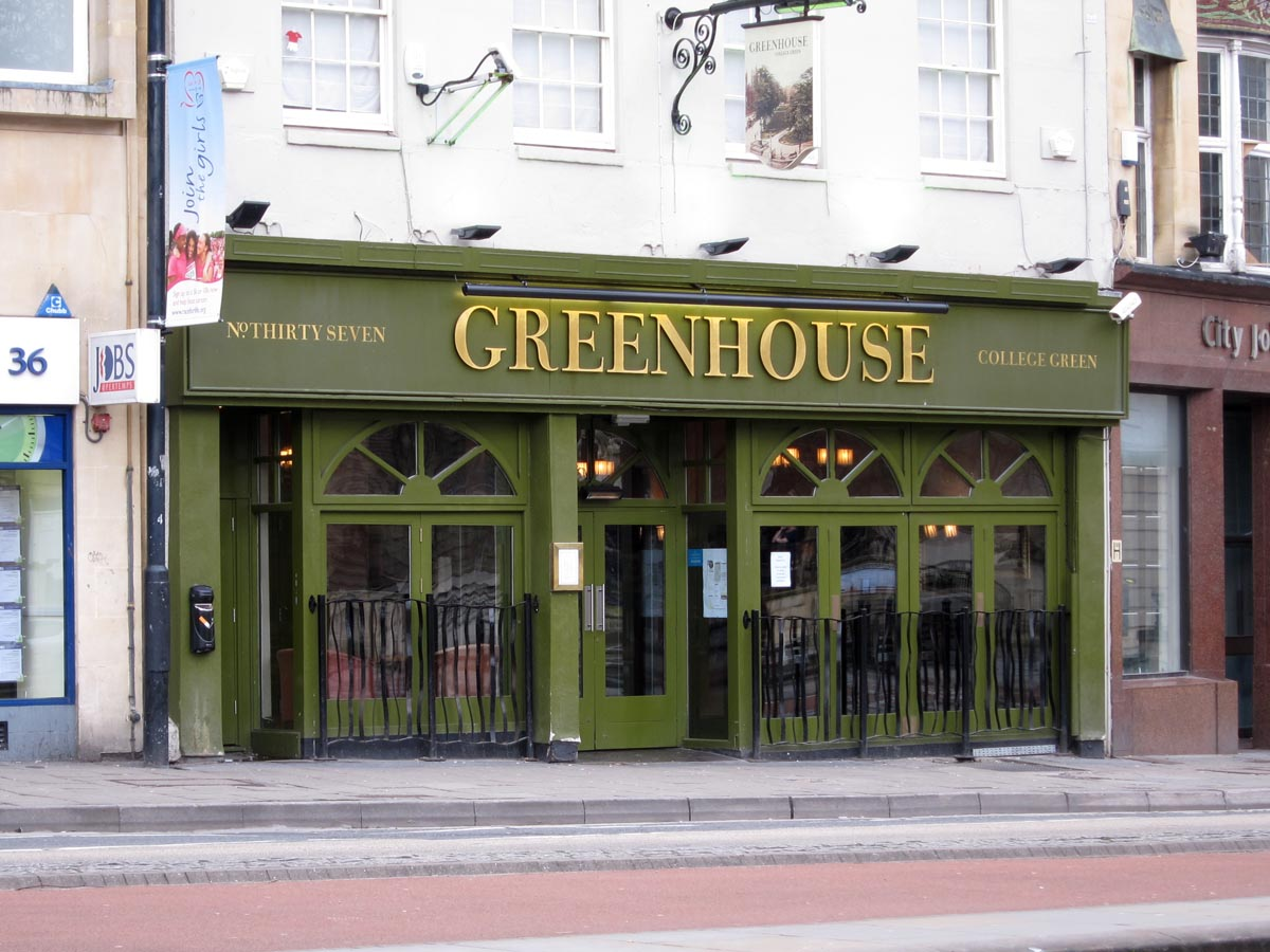 Greenhouse - Bristol