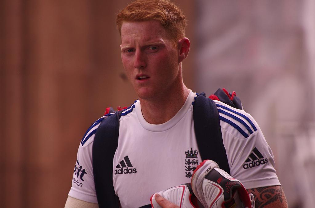 England cricketer and vice captain Ben Stokes