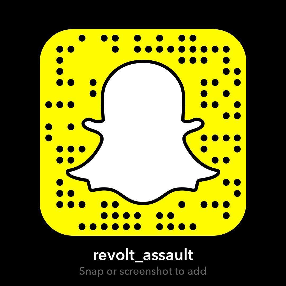 The snapchat account for the campaign