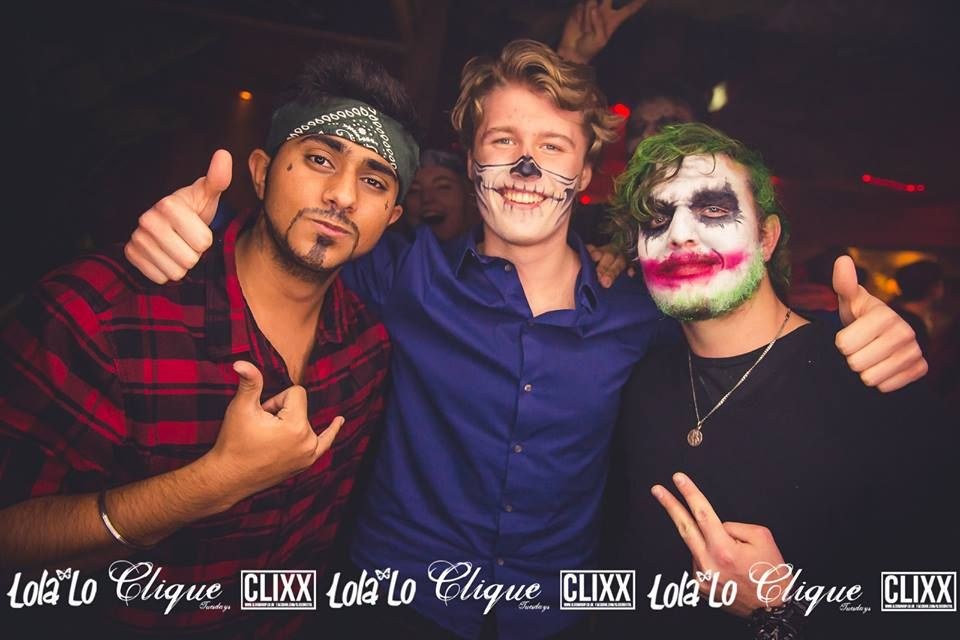 Image may contain: Performer, Clown, Night Life, Night Club, Club, Human, Person, People