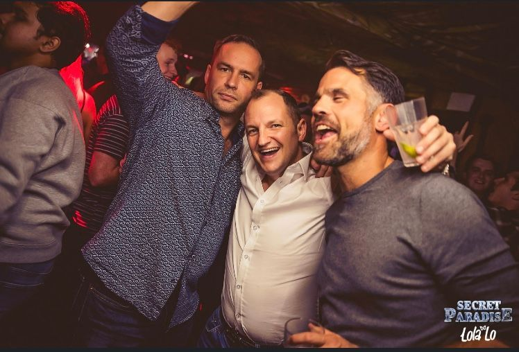 Image may contain: Face, Dating, Night Club, Club, Party, Human, Person