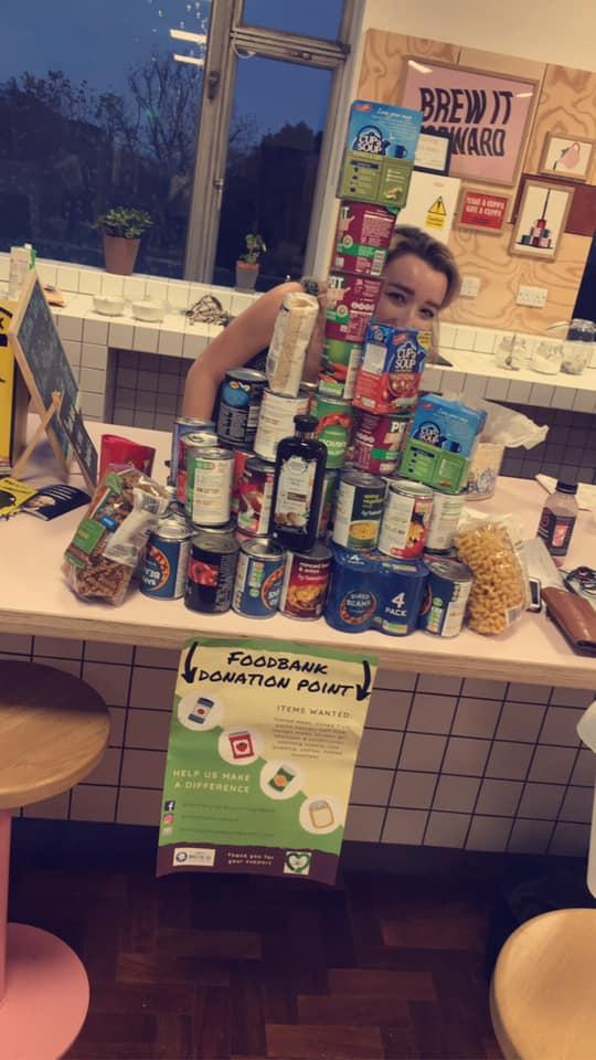Christmas Meal Belfast Foodbank 2020 Bristol Uni's Food Bank Society needs your help to feed people