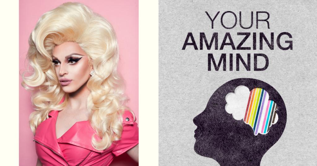 Mix Cracker photo Your Amazing Mind podcast cover art